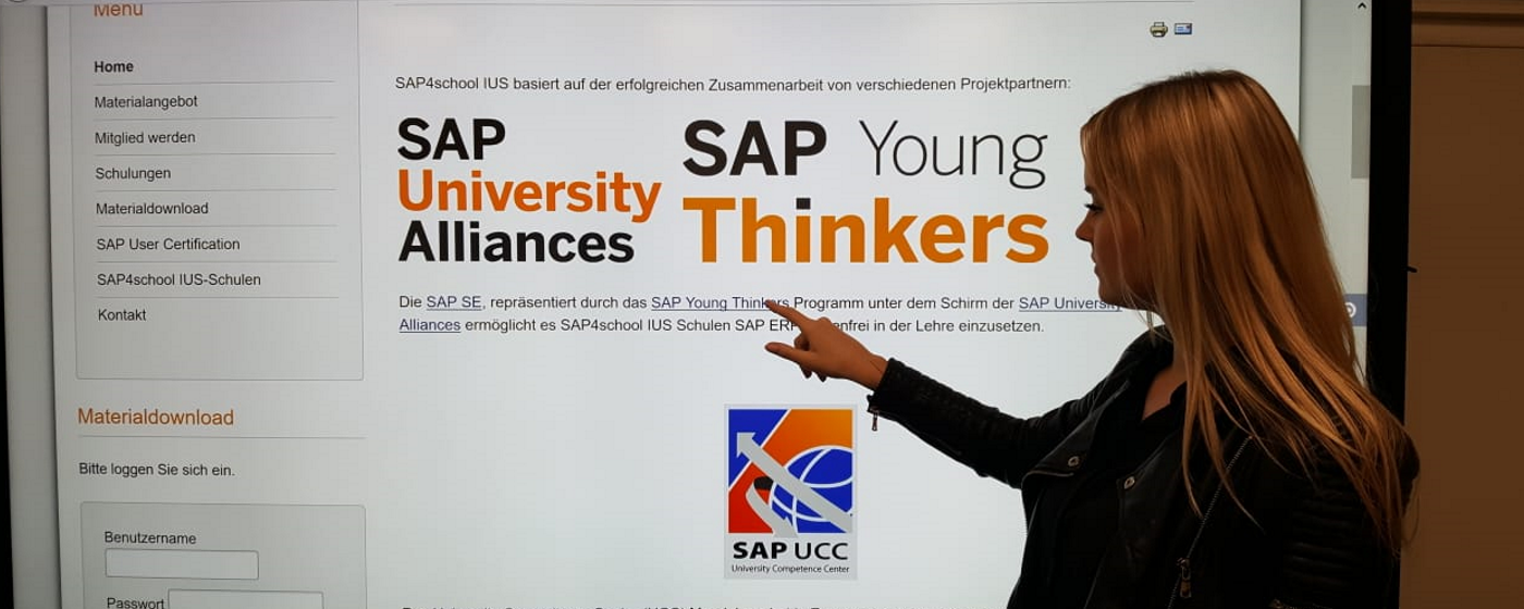 SAP University Alliances - BBS I Emden